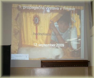 Schôdza Felis Tirnavia – 2.10.2009